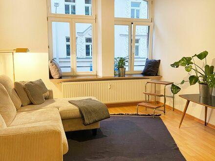 Gemütliche Wohnung im wunderschönen Karl-Heine Kiez | Amazing home located in Leipzig