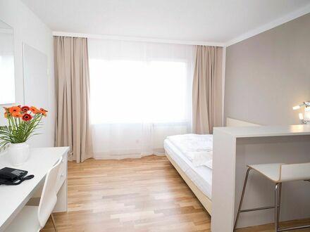 Stilvolles und modernes Studio Apartment in Langen | Fashionable, amazing suite in Langen