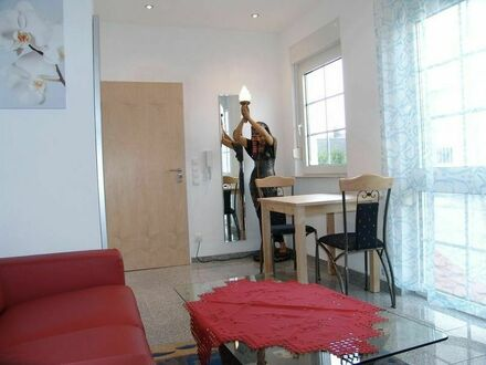 Gemütliches, schickes Studio - super Aussicht! | Fantastic, cozy flat conveniently located