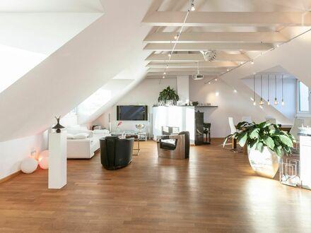 Wundervolles und stilvolles Zuhause in Luxus-Loft direkt an der Theresienwiese   Fantastic, fashionable suite in luxury loft…