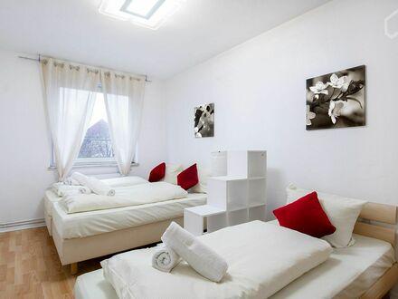 Modernes & fantastisches Apartment in Hamburg-Mitte | Fantastic and neat suite in Hamburg-Mitte