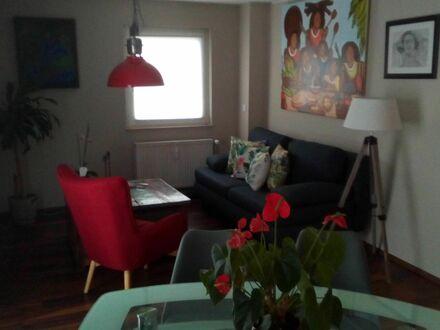 Geschmackvolle 3 Zimmer Wohnung in beliebtem Viertel (Offenbach am Main) | Neat and amazing flat near school (Offenbach am…