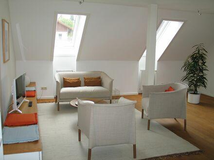 Entspannt wohnen: Gehobene möblierte Wohnung im Münchner Süden mit Komplettausstattung, S-Bahn-Nähe – 30 min. Fahrzeit bis…