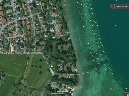 Charmantes Bungalow direkt am Bodensee/Konstanz vor der Insel Mainau | Cosy detached bungalow perfectly located right at…