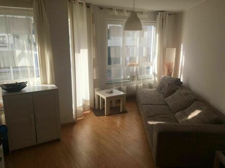 Gepflegte 2-Zimmer-Wohnung mit Balkon in Köln | Well-kept 2 room apartment with balcony in Cologne