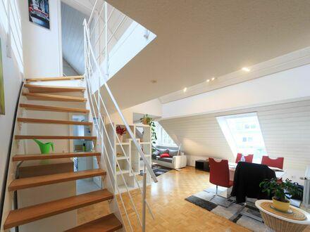 Exklusive Maisonettewohnung | Exclusive duplex apartment
