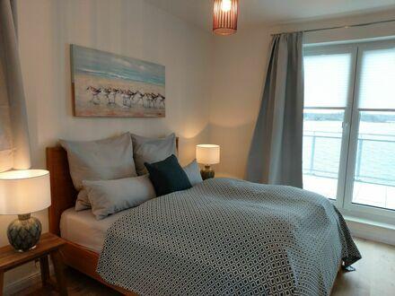 WOHNEN WO ANDERE URLAUB MACHEN - Penthouse Wohnung mit Blick über die Schlei | LIVING WHERE OTHERS MAKE HOLIDAY - Penth…