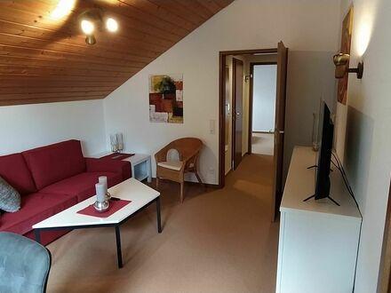Gemütliche 2 Zimmer-Dachgeschosswohnung in Heimsheim   Quiet home in Heimsheim