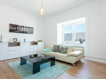 Morderne & helle Nichtraucher-Wohnung in Frankfurt am Main | New flat (Frankfurt am Main)