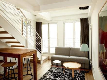 Bild_Großartige Wohnung mit schöner Aussicht | Great & quiet home near school