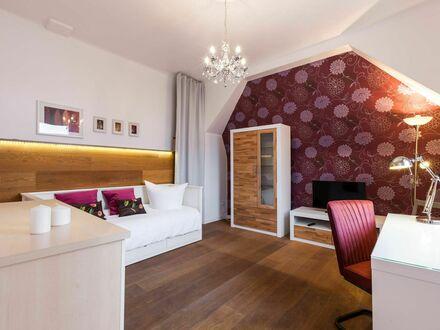 Charmante moderne Wohnung in einer Stadtvilla | Charming modern apartment in a city villa
