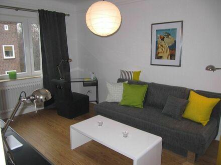 Hochwertige 3-Zimmerwohnung in Barmbek Nord auf 2 Ebenen | High quality 3 room apartment in Barmbek Nord on 2 levels