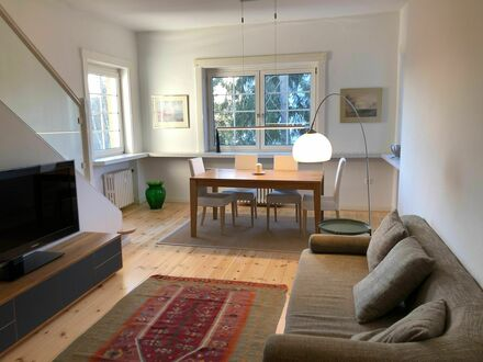 Traumhafte 3-4 Zimmer Wohnung 100m² mit Garten   Cozy 3-4 Room apartment with terrace and private garden