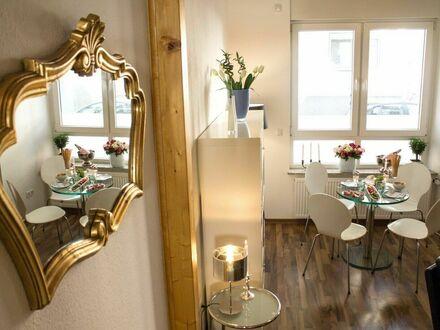 Schick eingerichtetes Apartment im Herzen von Münster | Chic furnished apartment in the heart of Münster