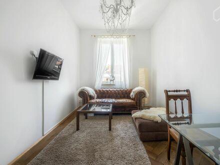 2-Zimmer Altbauwohung - stilvoll möbliert - beliebte Isarvorstadt | Central Beautiful 2 Room Appartment