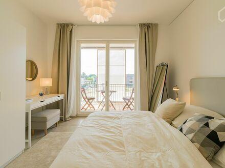 Wunderschöne Neubauwohnung am Ufer der Dahme | Beautiful new apartment on the banks of the Dahme