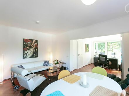 Renovierte PENTHOUSEWOHNUNG über Herzogpark / englischem Garten | Newly renovated Penthouse, top located at the English Garden