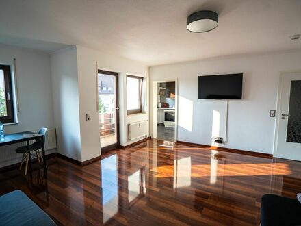 Hochwertig möbliertes Apartment in zentraler Lage von Offenbach | High quality furnished apartment in central location of…