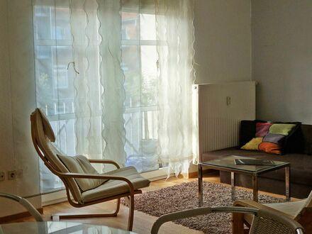 schönes Appartment in Fulda, Nähe Bahnhof | Apartment, near Fulda Railway station, quiet residential complex