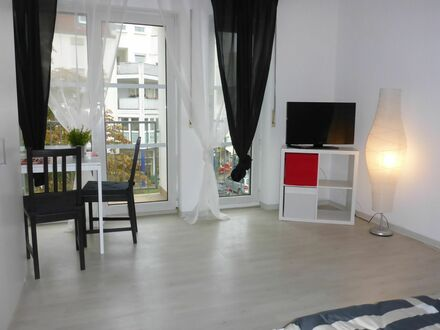 Helles und ruhiges Apartment in der Innenstadt von Worms mit Balkon | Bright and quiet apartment in the center of Worms with…