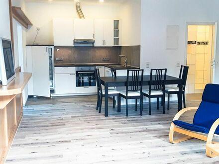 Wunderschönes 1-Zimmer-Apartment mit zus. 30qm Nutzfläche in herrlich ruhiger Lage von Kaiserslautern | Cozy and neat apartment…