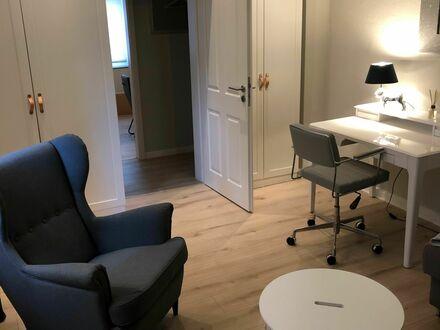 Moderne Erdgeschoss-Wohnung mit hochwertiger Ausstattung | Modern ground floor apartment with high-quality furniture