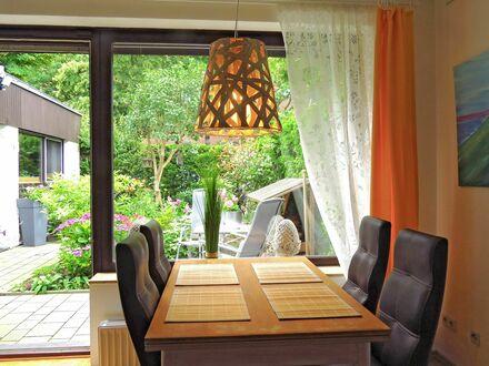 Schickes 2-Zimmer Bungalow-Apartment im Süden Düsseldorfs | Chic 2-room bungalow apartment in the south of Dusseldorf