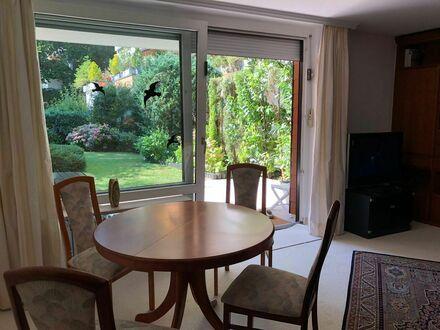 Charmantes Apartment mit Terrasse in Solln | Charming apartment with terrace in Solln