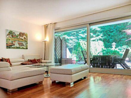 Liebevoll eingerichtete, wunderschöne Maisonette Wohnung in München Harlaching | Wonderful & spacious duplex apartment in…