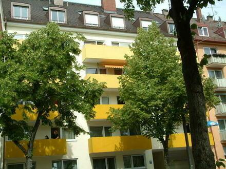 ebener Tiefgaragenstellplatz in Lerchenauerstr 20