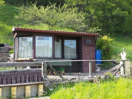 schönes Wochenendgrundstück / Gütle mit Gartenhaus