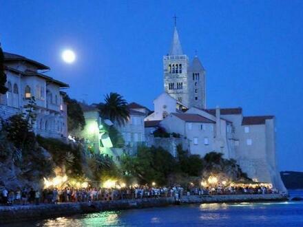 Baugrundstück zum Verkauf, Insel Rab, Kroatien AKTION!!!