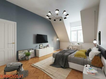 4 Zimmer Wohnung, top saniert