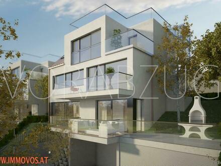 Neustift am Walde - trendige Neubauvilla - Wohnen und relaxen für Ihre Familie!
