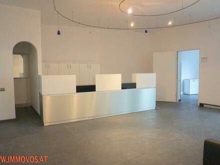 Helles Büro Nähe Hannovermarkt, neu adaptiert