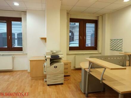 Gewerbliches Objekt in zentraler Lage bei U-1/Karlskirche: Kompaktes Büro im Botschaftsviertel nahe U-1 Taubstummengasse