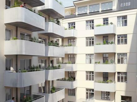 ***ERSTBEZUG MIT BALKON - ab 41 m2 erweiterbar auf 333 m2