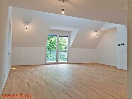 Erstbezug! DG-Maisonette mit 3-Zimmer und Balkon in 1130* Nahe zu Schloss Schönbrunn ...