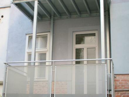 3 Zimmer-Altbauwohnung+6,60m² Balkon