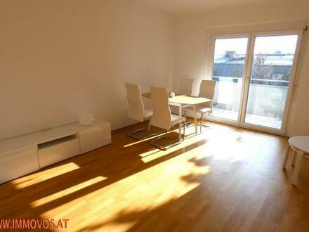 Perfekt aufgeteilte 3-Zimmer Wohnung mit Balkon & Garage. Wohnen nahe dem Türkenschanzpark!