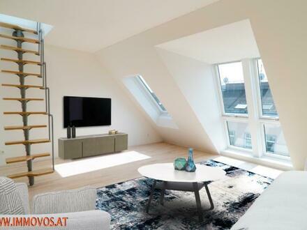 Anlegerwohnung/freier Mietzins! ERSTBEZUG! modernes Wohnen mit einen TRAUMHAFTEN BLICK über die Dächer Wiens*