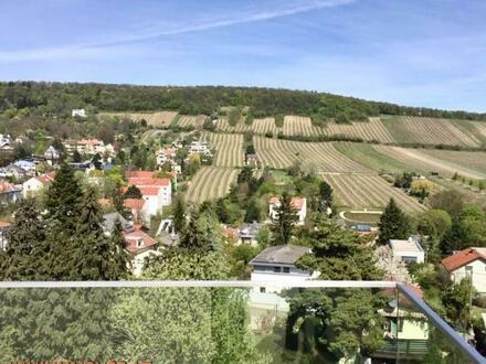 1190 Dachterrassentraum in Neustift: Moderne Villa + Poolmöglichkeit + 360 Grad-Panorama!