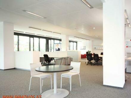 7. OG - teilbar in 319 m2 und 420 m2 – MODERNST AUSGESTATTETE BÜROS