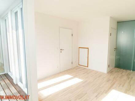Anlegerwohnung/freier Mietzins! ERSTBEZUG! KLIMANEUTRALE* moderne DG-Wohnung mit 2 Terrassen mit einen TRAUMHAFTEN BLIC…