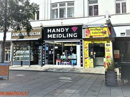 *** Imbiss- und Kebab-Stand direkt auf der Meidlinger-Hauptstraße ***