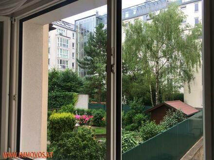 2-Zimmer-Wohnung + Kabinett und Loggia nähe Reumannplatz / U1