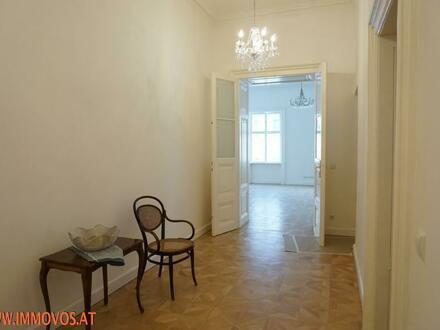 Neu renoviert und doch der alte Charme! Hochelegantes und doch heimeliges Appartement Nähe Ringstrasse