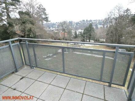 Rundum grün und ruhig! 3-Zimmer Wohnung mit Terrasse in 1170* Ihr neues Zuhause...