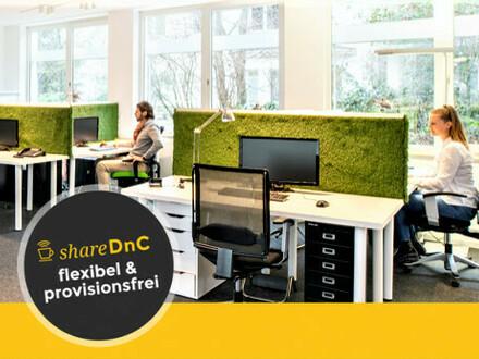 Freie Arbeitsplätze mit einem exzellenten Blick über Stuttgart - All-in-Miete