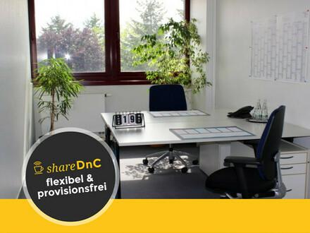 Möblierte Büros im Business Center in Karlsruhe - All-in-Miete